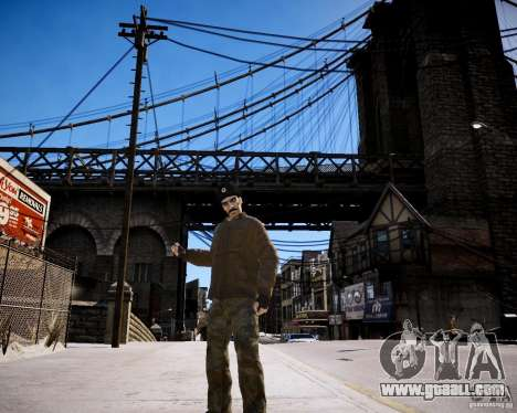 Niko - Stalin for GTA 4 fifth screenshot