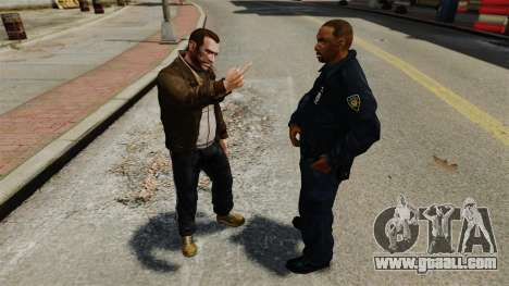 Insult for GTA 4