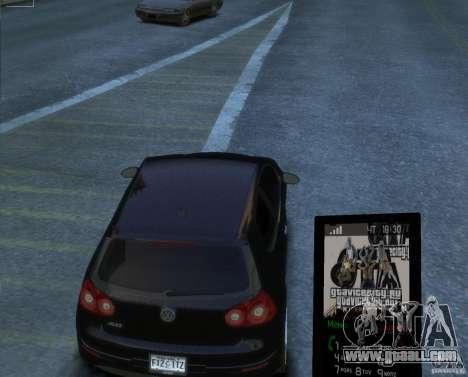 Theme GTAViceCity.RU for GTA 4 second screenshot
