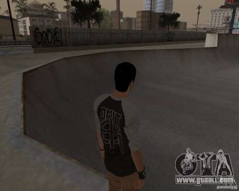 Tony Hawks Cole for GTA San Andreas fifth screenshot