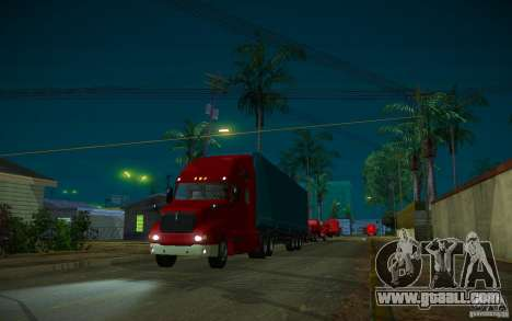 ENBSeries v1.0 By GAZelist for GTA San Andreas