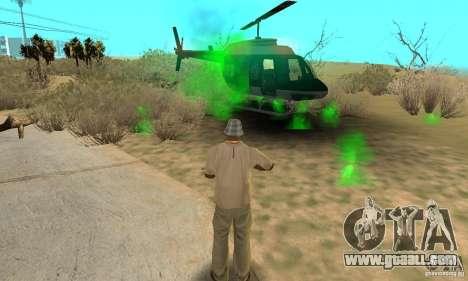 SpecDefekty for GTA San Andreas fifth screenshot