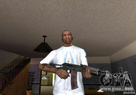 Weapon Pack by viter for GTA San Andreas eighth screenshot