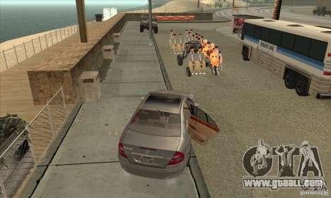 BUSmod for GTA San Andreas tenth screenshot