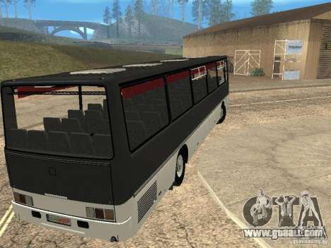 Ikarus Z50 for GTA San Andreas right view