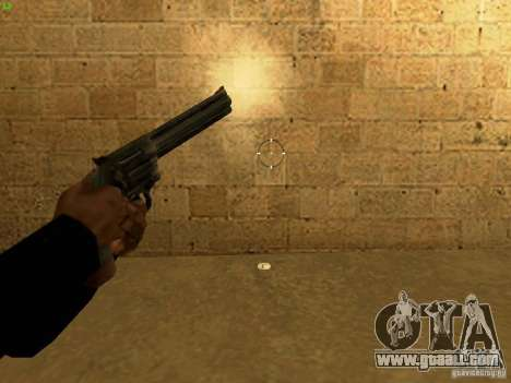 44.Magnum for GTA San Andreas seventh screenshot