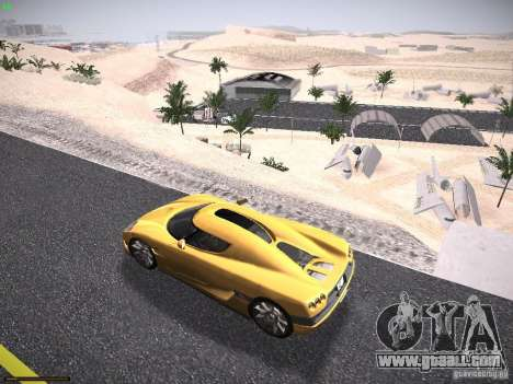 LiberrtySun Graphics ENB v3.0 for GTA San Andreas forth screenshot