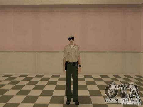 Los Angeles Police Department for GTA San Andreas forth screenshot