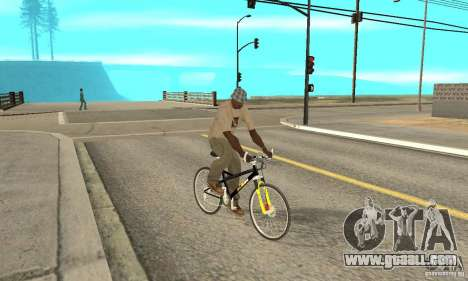 KTM Bike beta for GTA San Andreas right view