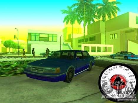 New Cpidometr for GTA San Andreas second screenshot
