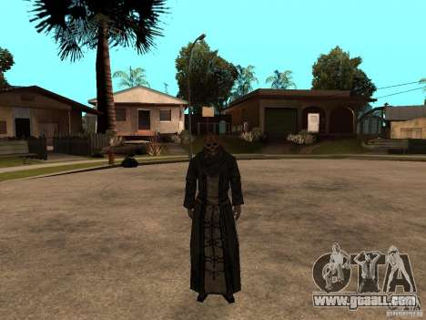 Updated Pak characters from Resident Evil 4 for GTA San Andreas forth screenshot