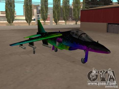Colorful Hydra for GTA San Andreas