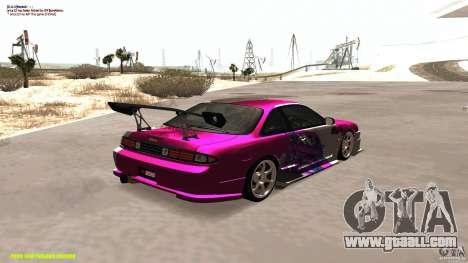Nissan Silvia S14 kuoki RDS for GTA San Andreas right view