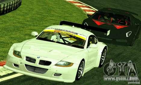 BMW Z4 E85 M GT 2008 V1.0 for GTA San Andreas