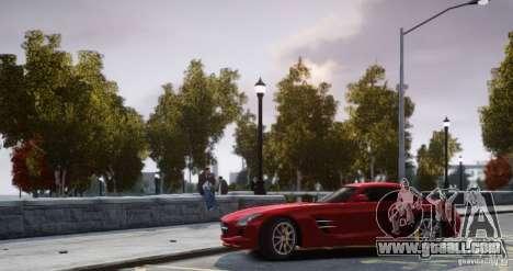 Youxiang Mixed ENB v 2.1 for GTA 4 third screenshot