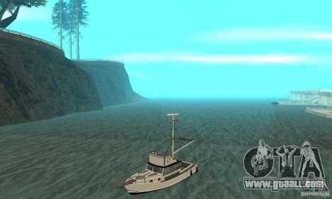 Reefer GTA IV for GTA San Andreas