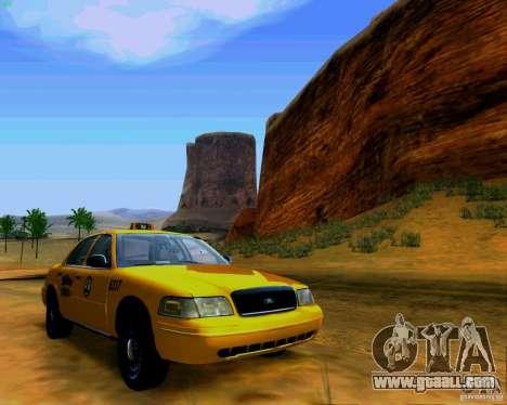 ENBSeries by S.T.A.L.K.E.R for GTA San Andreas seventh screenshot