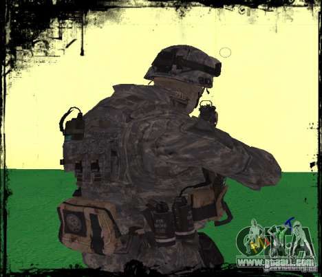 United States Infantryman for GTA San Andreas second screenshot