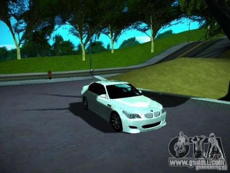 ENBSeries V4 for GTA San Andreas seventh screenshot