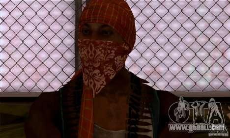 Pirate for GTA San Andreas forth screenshot
