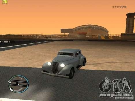 GTA IV  San andreas BETA for GTA San Andreas sixth screenshot