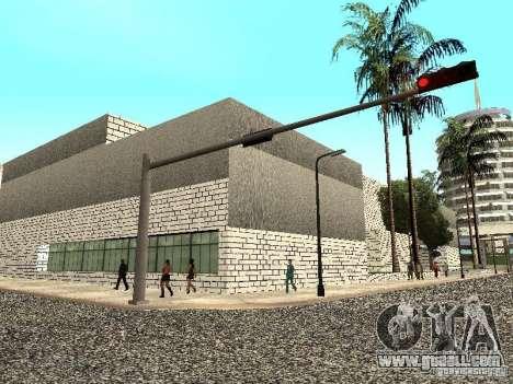 All Saints hospital for GTA San Andreas forth screenshot