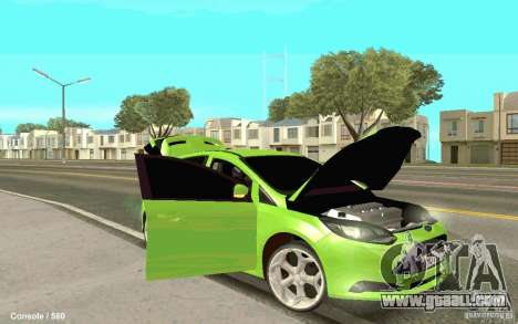 Ford Focus for GTA San Andreas right view