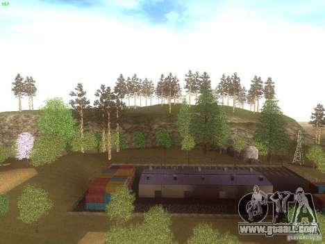 Spring Season v2 for GTA San Andreas second screenshot