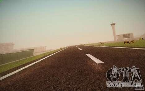 New San Fierro Airport v1.0 for GTA San Andreas ninth screenshot