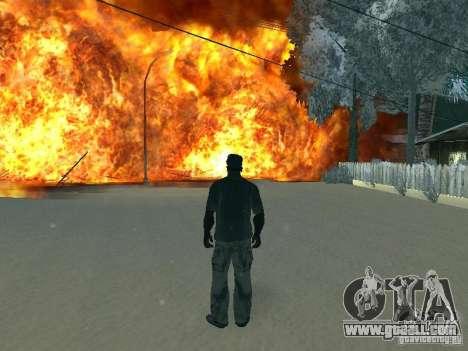 Salut v1 for GTA San Andreas fifth screenshot
