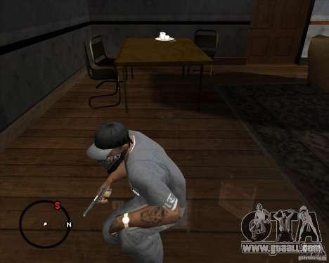 Colt 1911 for GTA San Andreas second screenshot