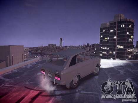 IZH 2125 Kombi for GTA 4 left view