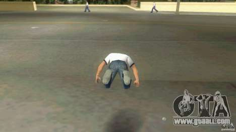 Cleo Parkour for Vice City for GTA Vice City second screenshot
