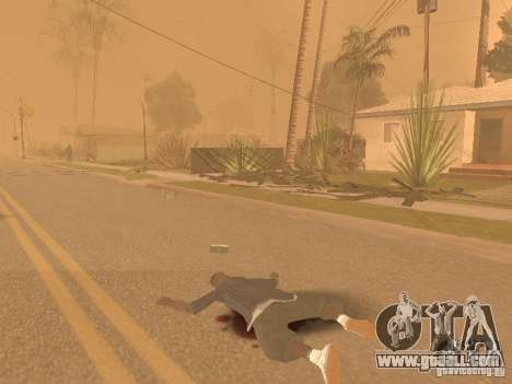 Quake mod [Earthquake] for GTA San Andreas forth screenshot