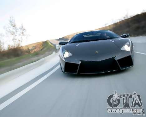 Lamborghini Loadscreens for GTA San Andreas third screenshot