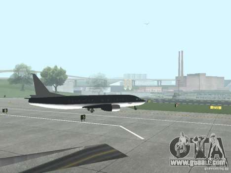AT-400 in all airports for GTA San Andreas second screenshot
