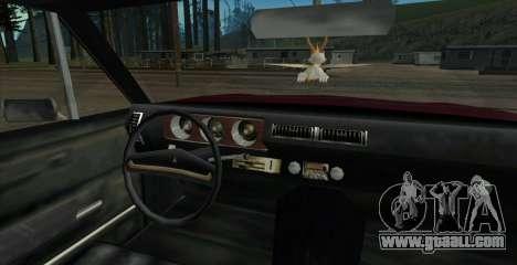 Eon SabreTaur Picador for GTA San Andreas right view