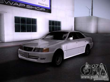 Toyota Chaser 100 for GTA San Andreas