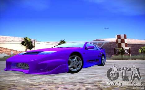 Nissan 300ZX Twin Turbo for GTA San Andreas right view
