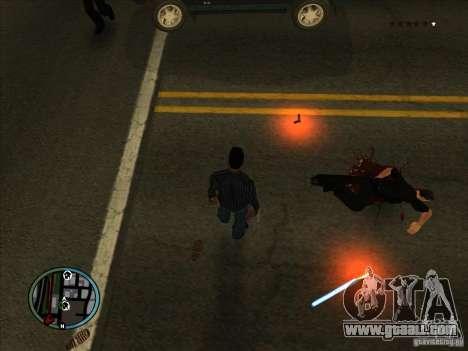GTA IV LIGHTS for GTA San Andreas third screenshot