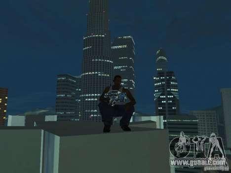 Weapons Pack for GTA San Andreas ninth screenshot