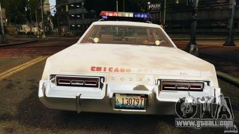 Dodge Monaco 1974 Police v1.0 [ELS] for GTA 4