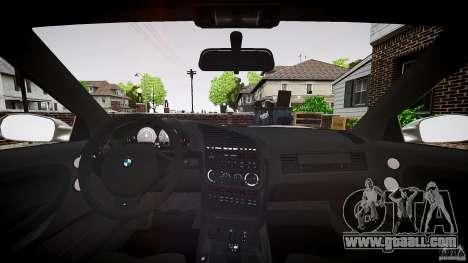 BMW E36 328i v2.0 for GTA 4 right view