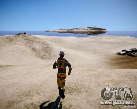 Morgan Freeman for GTA 4 sixth screenshot