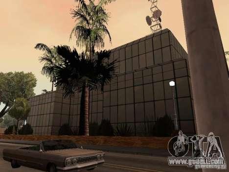 The new hospital in Los Santos for GTA San Andreas third screenshot