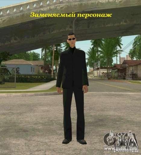 Assassins skins for GTA San Andreas