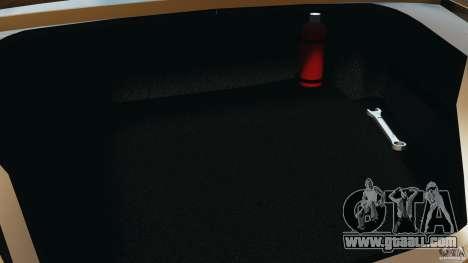 Aston Martin DBS Volante [Final] for GTA 4 interior