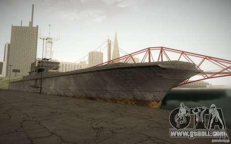 SF Army Re-Textured ll Final Edition for GTA San Andreas ninth screenshot
