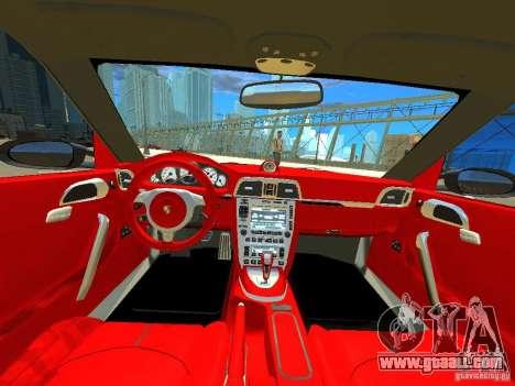 Porsche 997 Turbo for GTA 4 right view