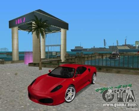 Ferrari F430 for GTA Vice City